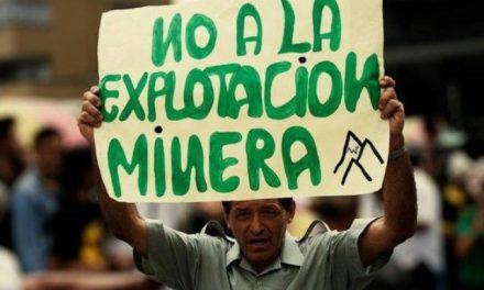 """Nuevo ministerio en Venezuela: Hay que ser bien irresponsable para decir """"minería ecológica"""""""