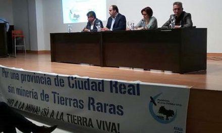 Todos los partidos rechazan la minería de tierras raras en la provincia de Ciudad Real