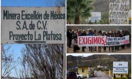 Ejido de Durango da la mano a minera y ésta explora sin contrato