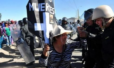 Perú, el país más mortífero para activistas que protestan en contra de la minería