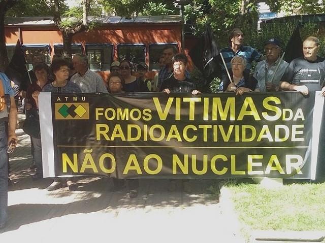 Portugueses preocupados por la mina de uranio de Berkeley en España