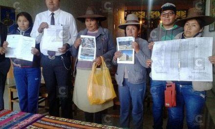 Familia denuncia usurpación y maltrato de minera en Espinar