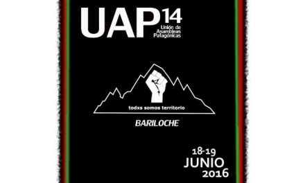 Este fin de semana será el XIV Encuentro de la Unión de Asambleas Patagónicas en Bariloche