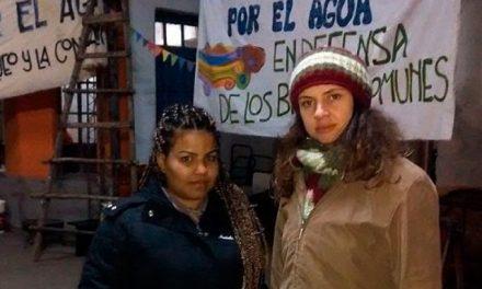 Afectadas por la minera brasilera Vale difundieron su lucha en Mendoza