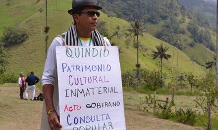 Alcaldes colombianos con facultad de rechazar proyectos mineros