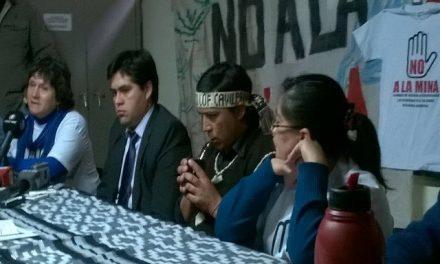 Comunidades mapuche plantean cancelación de proyecto megaminero en Neuquén
