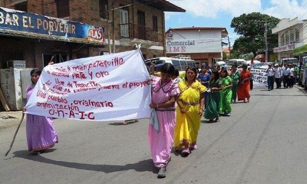 Indígenas de Panamá rechazan la minera