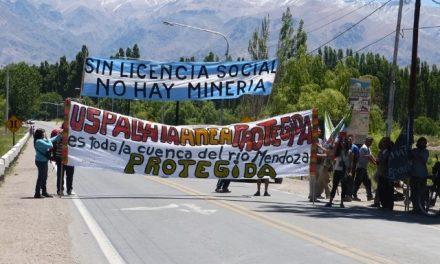 La ordenanza ambiental de Las Heras para regular la minería frenada por los mineros
