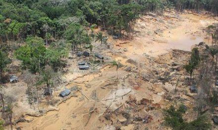 Pueblos originarios venezolanos rechazan el Arco Minero Orinoco y la creación de un Ministerio para el área