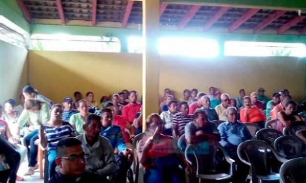 Pueblos del norte de Olancho rechazan explotación minera