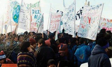 Se cumplen 20 años de la gran marcha que dijo NO al basurero nuclear en Gastre