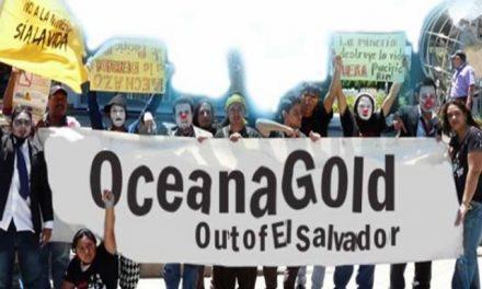 Comunidades exigen acciones legales contra transnacional minera en El Salvador
