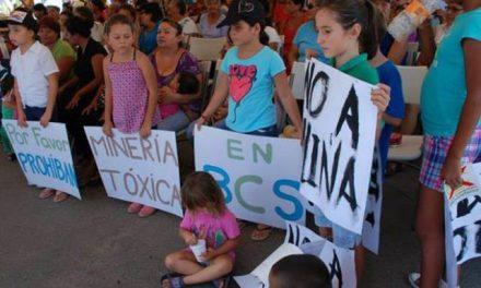 Presentan proyecto de la ciudadanía para blindar a BCS de minería tóxica
