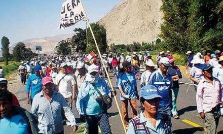 Desde 2011 los conflictos mineros en Perú dejaron 50 muertos y 750 heridos