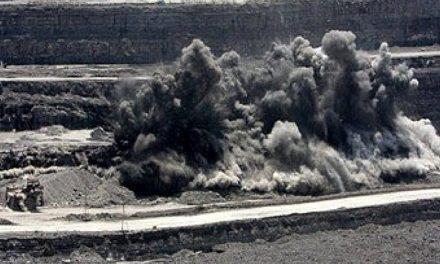 Comisión de Evaluación Ambiental aprobó tronaduras en mina de Isla Riesco
