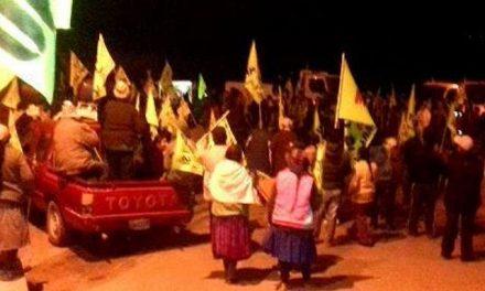 Se reinician protestas contra proyecto minero Tía María en el Valle de Tambo