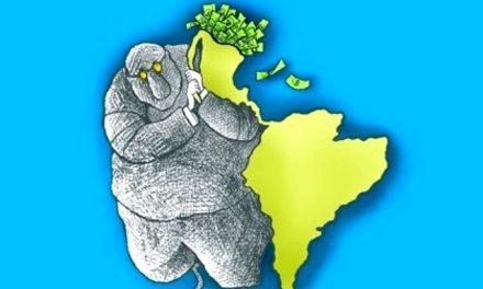 """Informe """"Conflictos Mineros en América Latina: Extracción, Saqueo y Agresión. Estado de situación en 2015"""""""