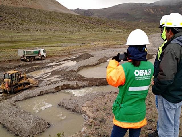 Protestan contra minera Buenaventura por sus daños y perjuicios durante 24 años