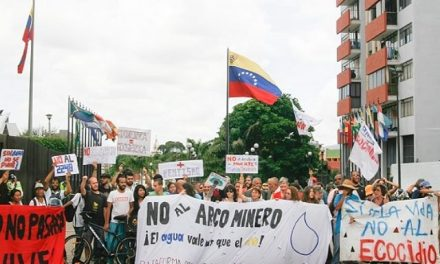 Manifiesto de la Plataforma por la nulidad del decreto del Arco Minero del Orinoco