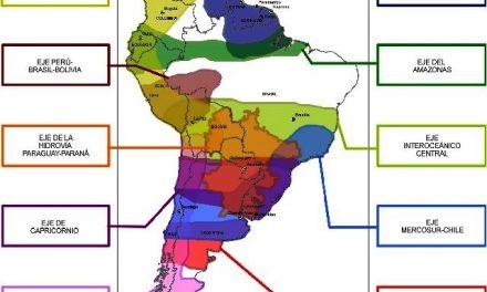 """""""El IIRSA es abrir nuevamente las venas de América Latina"""""""