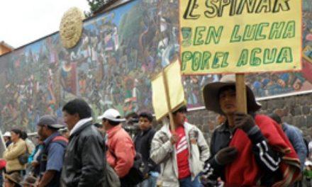 Contaminación en Espinar ¿hay o no responsabilidad minera?