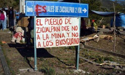 Zacualpan gana otro amparo contra la minería