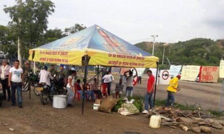 En La Victoria de San Isidro bloquearon entrada a la mina de Glencore