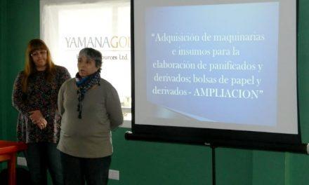 Yamana Gold se maquilla para comprar voluntades en Puerto Deseado
