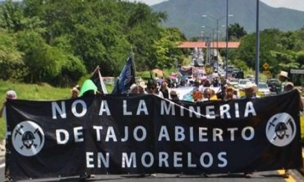 Encuentro y movilización: Exigen cancelar siete concesiones mineras