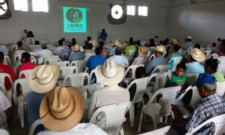 Organizan frente de resistencia contra Minera Gavilán en Actopan