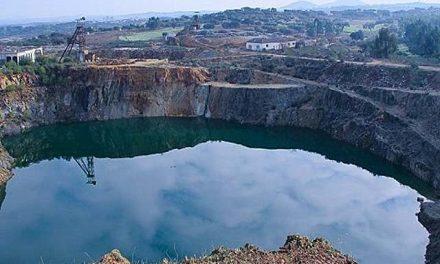 Detectan un lago de antigua mina del sur de España altamente tóxico y peligroso