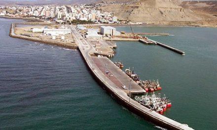 Mineras usan el puerto de Comodoro para llevarse el oro de Santa Cruz