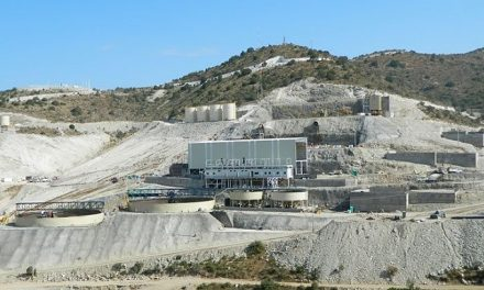 Nuevo derrame en dique de tóxicos mineros de Coahuila