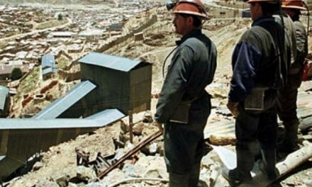 Minería del oro en Bolivia: El estado, las cooperativas y la maldición de los bienes naturales