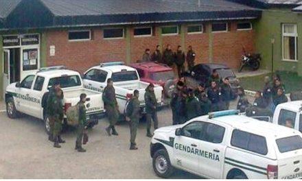 El clima enrarecido que impone el Estado antes del juicio al lonko mapuche