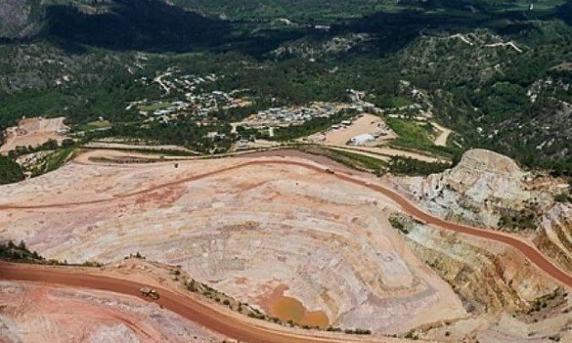 Empresa Minerales de Occidente hace desaparecer comunidad enteras en Copán