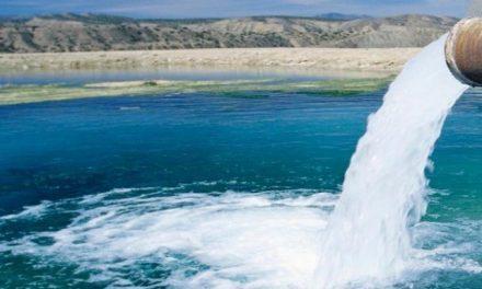 Barrick Gold paga $0,50 por cada mil litros de una de las aguas más puras del planeta