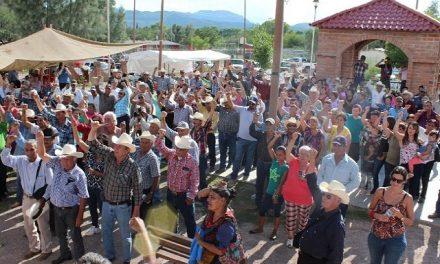Afectados por derrame minero en el Río Sonora protestan en Cananea