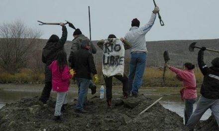 Asambleas liberaron el río Asher