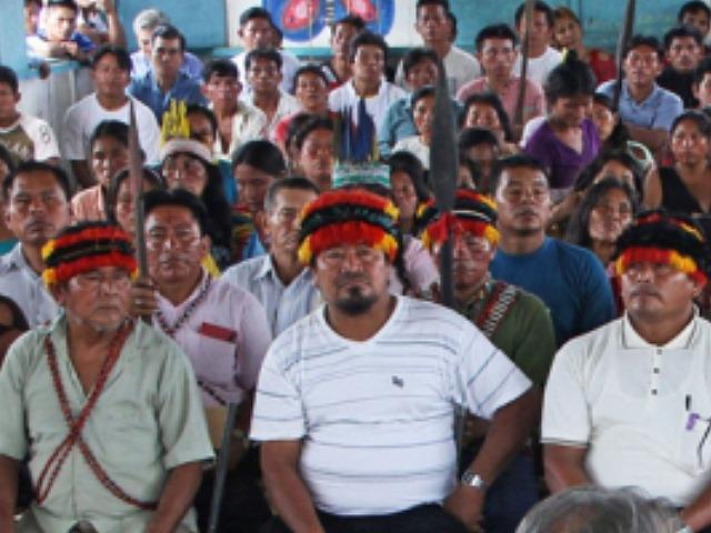 Gobierno de Amazonas anula permiso de explotación a minera por protestas ante falta de consulta previa a comunidad awajún-wampis