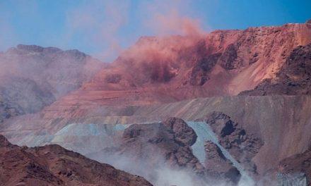 Grupo de Carlos Slim explota minas en polígono de área natural protegida