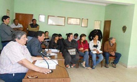 Aportan más fundamentación y piden el tratamiento de la ordenanza para prohibir la minería en Tinogasta