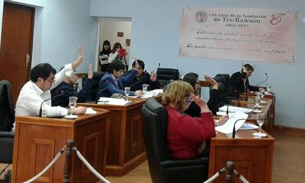 El concejo deliberante de Rawson pide el tratamiento del proyecto de ley para prohibir la minería presentado por Iniciativa Popular
