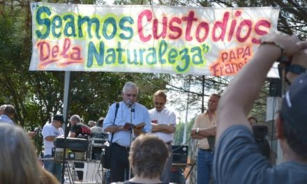 Nuevo arzobispo en San Juan: de la resistencia a las pasteras a la provincia de las mineras