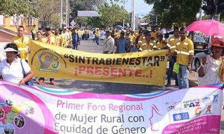 Movilizaciones sociales en la Guajira rechazan locomotora minera de Santos