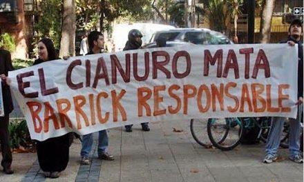 A un año del derrame de cianuro en San Juan siguen exigiendo el cierre de Veladero