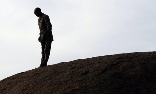 Pueblo minero de Marikana: Un lugar parecido al fin del mundo
