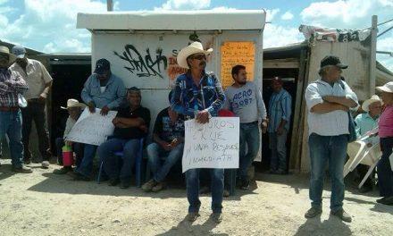 Organizan frente para vigilar a minera Gold Corp que contamina y agota acuíferos