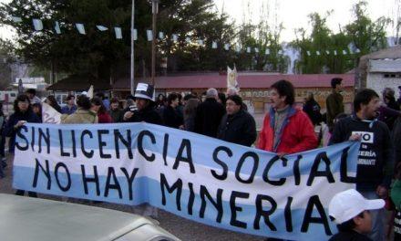 """Gracias al desastre en mina Veladero peligra el amañado """"diálogo minero"""" en Mendoza"""