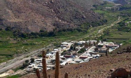 La resistencia de las comunidades indígenas arrasadas por la minería en Chle